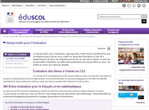 2016-08-30 15_11_34-Banqu'outils pour l'évaluation - Éduscol - Opera
