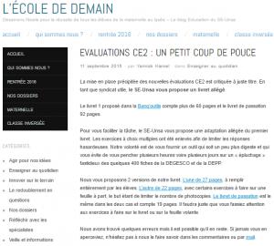 2016-08-30 15_16_29-Evaluations CE2 _ Un petit coup de pouce _ L'ÉCOLE DE DEMAIN - Opera